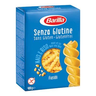 BARILLA GR.400 FUSILLI SENZA GLUTINE
