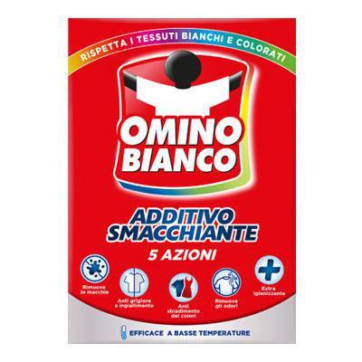 OMINO BIANCO ADDITIVO GR.500 100 PIU'