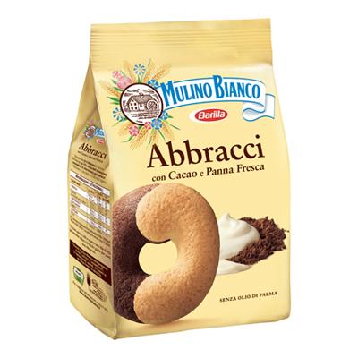 MULINO BIANCO  RICCHI GR.700 ABBRACCI