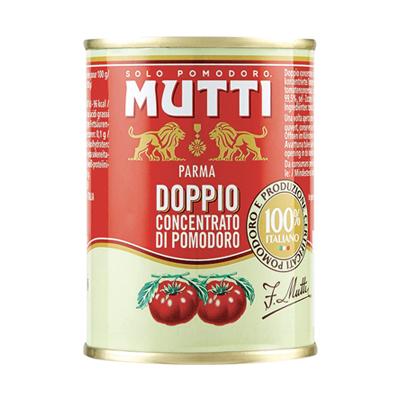 MUTTI DOPPIO CONCENTRATO GR.140 SCATOLA