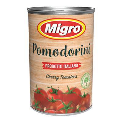 MIGRO POMODORINI GR.400
