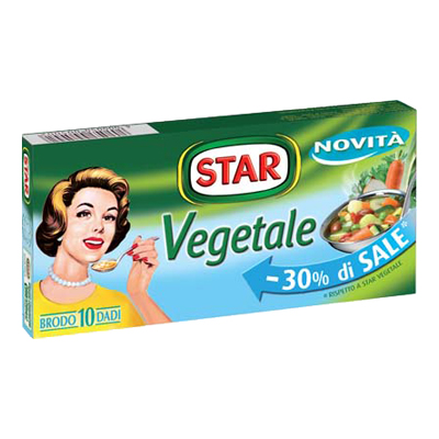 STAR DADO VEGETALE X 10 BASSOSALE