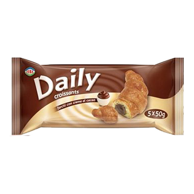 DAILY CROISSANT CACAO GR.250