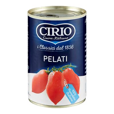CIRIO POMODORI PELATI GR.400