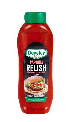 DEVELEY SALSA RELISH SQUEEZE ML.875