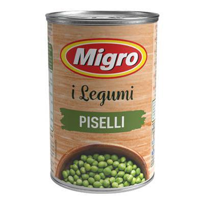 MIGRO PISELLI REIDRATATI GR.400