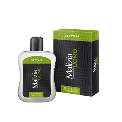 MALIZIA AFTER SHAVE VETYVER ML.100