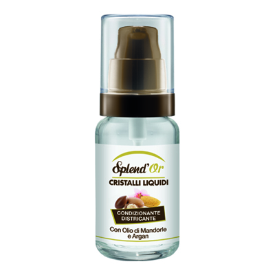 SPLEND'OR CRISTALLI ARGAN ML.50