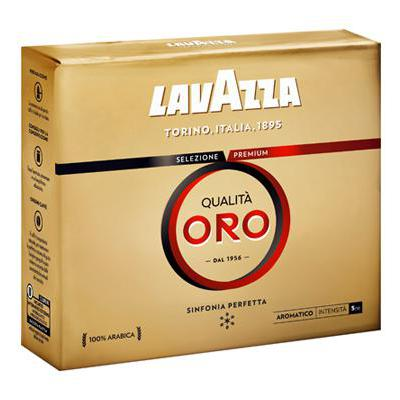 LAVAZZA CAFFE'QUALIT� ORO GR.250 X 2