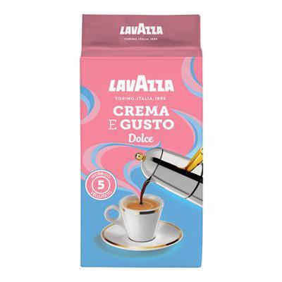 LAVAZZA CAFFE'CREMA & GUSTO DOLCE GR.250