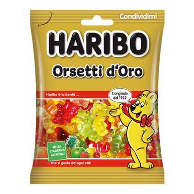 HARIBO BUSTA ORSETTI GR.175