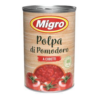 MIGRO POLPA POMODORO GR.400