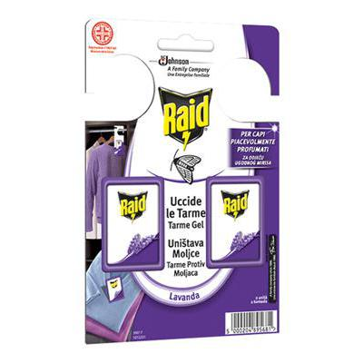 RAID TARME X 2 LAVANDA