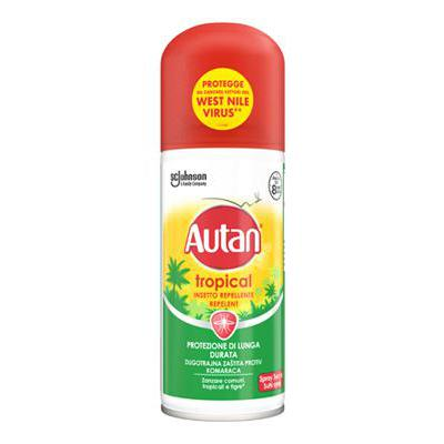 AUTAN TROPICAL SPRAY SECCO ML.100