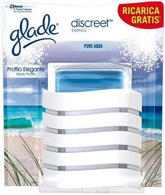 GLADE DISCREET RICARICA MIX UNO