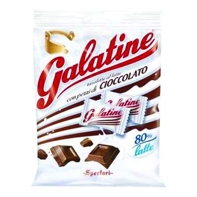GALATINE AL CIOCCOLATO GR.115SACCHETTO