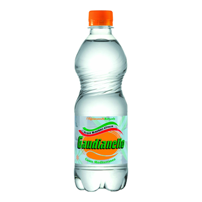 ACQUA GAUDIANELLO EFFERVESCENTE NATURALE CL.50