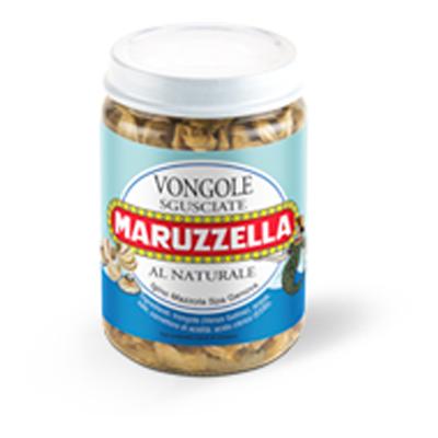 MARUZZELLA VONGOLE NATURALE GR.130