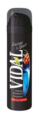 VIDAL DEO SPRAY ML.150 ENERGY