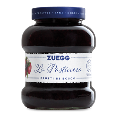 ZUEGG CONFETTURA GR.700 FRUTTIDI BOSCO