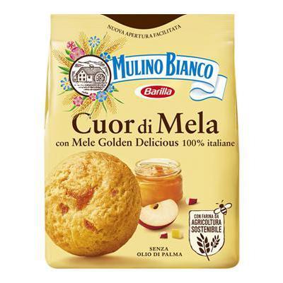 MULINO BIANCO CUOR DI MELA GR.300