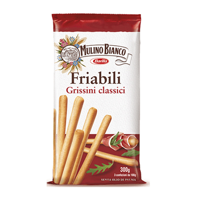 MULINO BIANCO GRISSINI FRIABILI GR.300