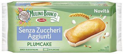 MULINO BIANCO PLUMCAKE SENZA ZUCCHERI GR.155