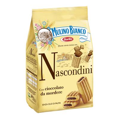 MULINO BIANCO NASCONDINI BISCOTTI GR.330