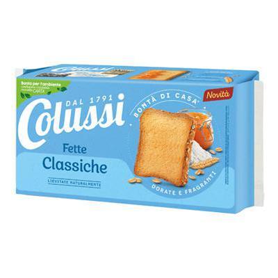 COLUSSI FETTE BISCOTTATE GR.645