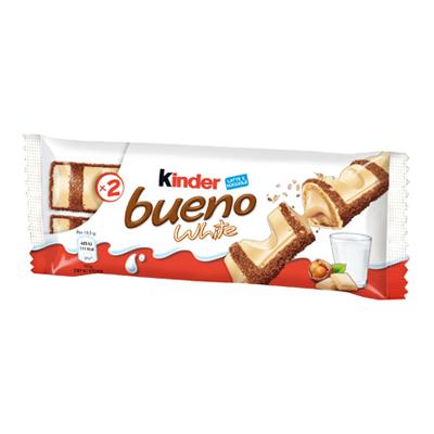 KINDER BUENO SINGOLO WHITEGR.44
