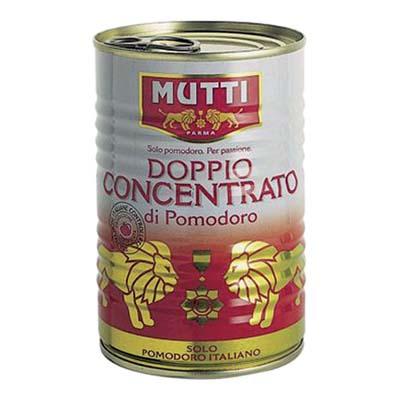MUTTI DOPPIO CONCENTRATO GR.440 SCATOLA