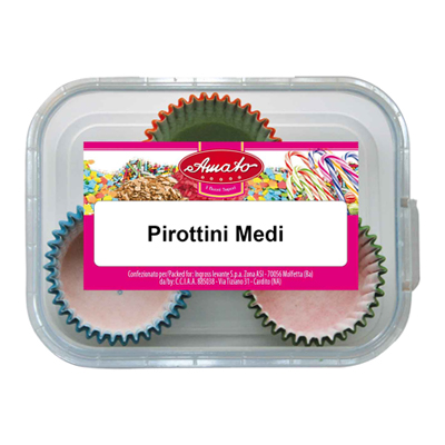 AMATO PIROTTINI MEDI PZ.50