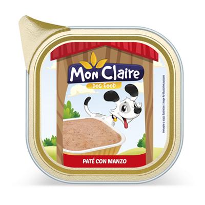 MON CLAIRE CANE PATE'MANZO GR.300 VASCHETTA