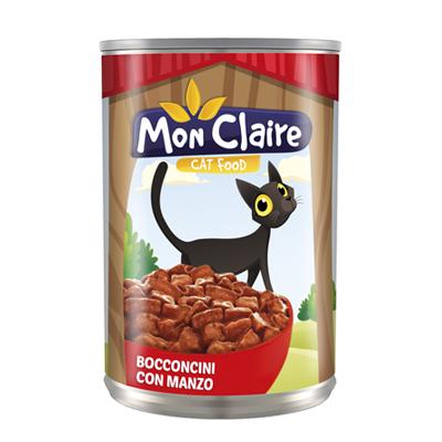 MON CLAIRE GATTO BOCCONI MANZOGR.405 LATTINA