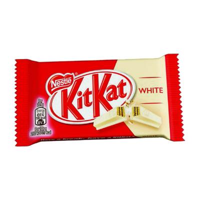 KITKAT SINGLE WHITE GR.41,54 FINGER