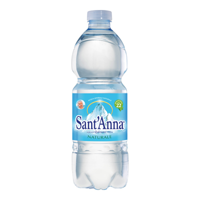 ACQUA SANT'ANNA NATURALE CL.50