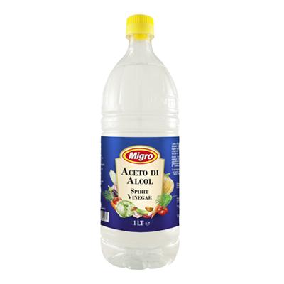 MIGRO ACETO DI ALCOL 6� LT.1