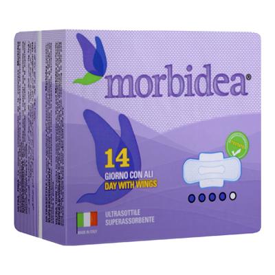 MORBIDEA ASSORBENTI GIORNO CONALI PZ.14