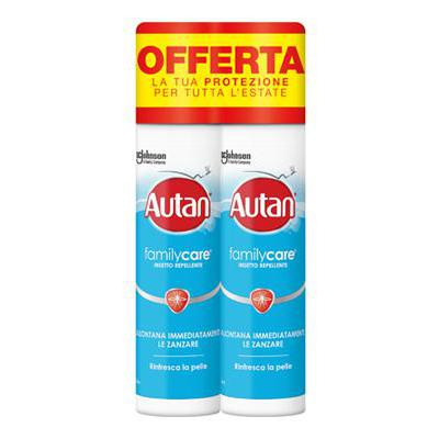 AUTAN FAMILY CARE SPRAY ML.100X2