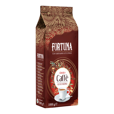 FORTUNA CAFFE'KG.1 CLASSICO INGRANI