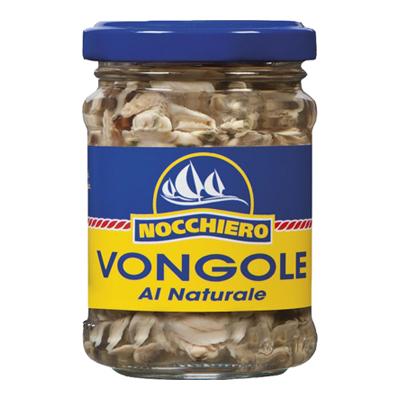 NOCCHIERO VONGOLE AL NATURALEGR.130
