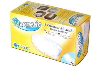 CSC MAGNETIC 5 PIUMINI RICAMBI