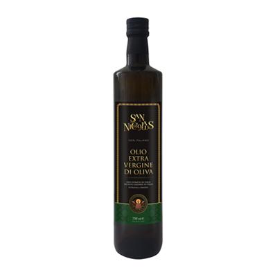 SAN NICHOLAUS OLIO EXTRA VERGINE 100% ITALIANO CL.75