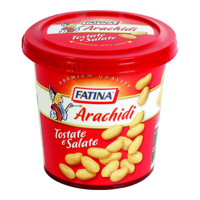 FATINA ARACHIDI LATTA GR.200
