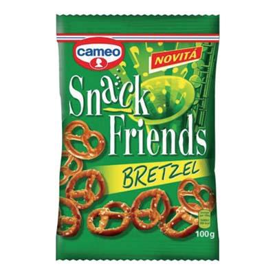 CAMEO SNACK FRIENDS BRETZEL GR.100