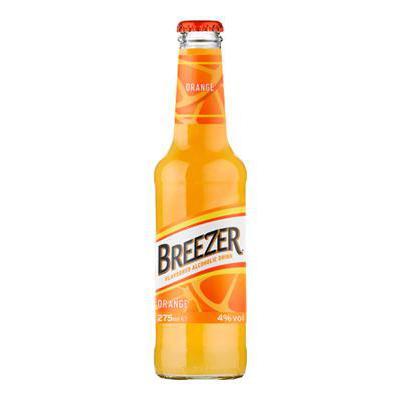 BACARDI BREEZER ORANGE ML.2754�