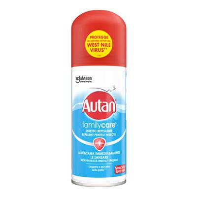 AUTAN FAMILY CARE SPRAY ML.100
