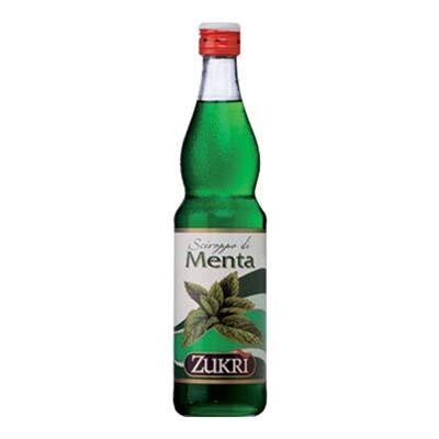 ZUKRI SCIROPPO MENTA CL.50