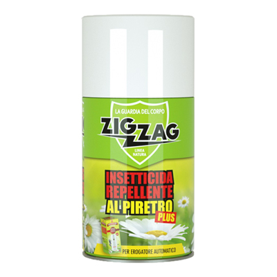 ZIG ZAG ML.250 REPELLENTE AL PIRETRO