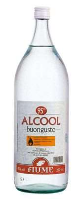 FIUME ALCOOL BUONGUSTO CL.20095�